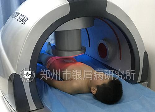 华中地区祛癣新技术・SP-智能生物磁络技术